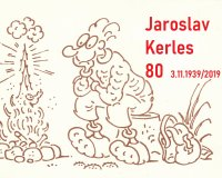 80th anniversary of the birth of Jaroslav Kerles