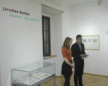 Exhibition in Třeboň opened